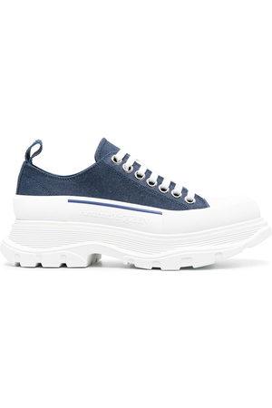 Alexander McQueen Lace-up platform sneakers