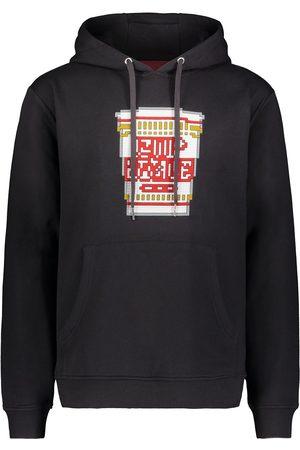 MOSTLY HEARD RARELY SEEN Men Hoodies - Hot Pasta print hoodie
