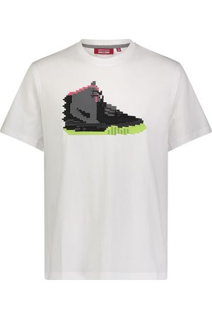 MOSTLY HEARD RARELY SEEN Sneaker print T-shirt