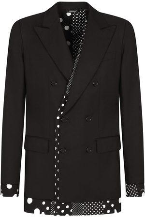 Dolce & Gabbana Men Blazers - Button-front blazer