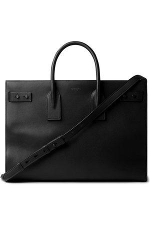 Saint Laurent Men Tote Bags - Sac De Jour Large Full-Grain Leather Tote Bag
