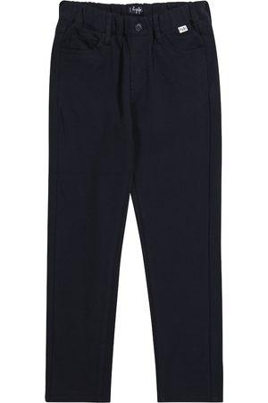 Il gufo Cotton fleece pants