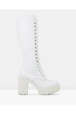 ROC Women Platforms - Lash - Heels Lash