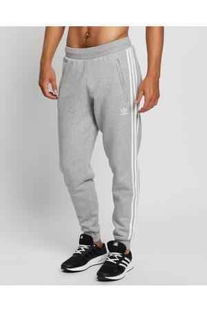 adidas Men Joggers - Adicolor Classics 3 Stripes Pants - Sweatpants (Medium Heather) Adicolor Classics 3-Stripes Pants