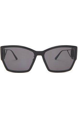 Dior 30montaigne Rectangle Acetate Sunglasses - Womens