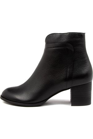 DJANGO & JULIETTE Women Ankle Boots - Sivil Dj Heel Boots Womens Shoes Casual Ankle Boots
