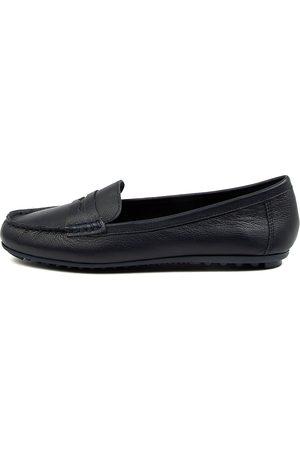 DJANGO & JULIETTE Women Casual Shoes - Barrie Dj Navy Shoes Womens Shoes Casual Flat Shoes