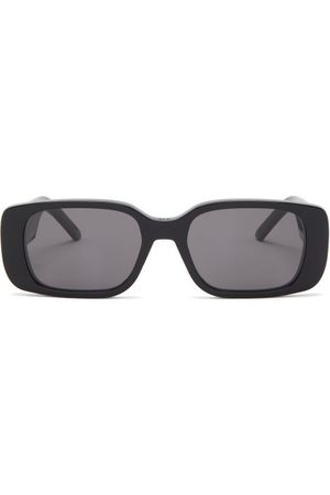 Dior Wil Rectangle Acetate Sunglasses - Womens