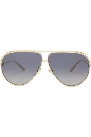 DIOR Ever Aviator Metal Sunglasses - Womens