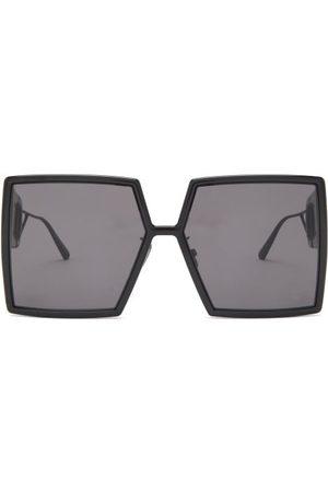 Dior Women Sunglasses - 30montaigne Square Acetate Sunglasses - Womens