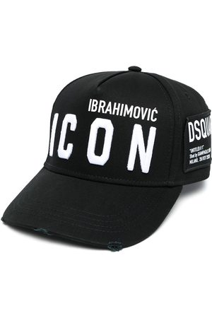 Dsquared2 Logo-detail cap
