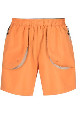 Soulland Men Board Shorts - Harley recycled polyester swimming shorts