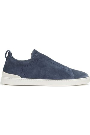 Ermenegildo Zegna Triple Stitch low-top sneakers