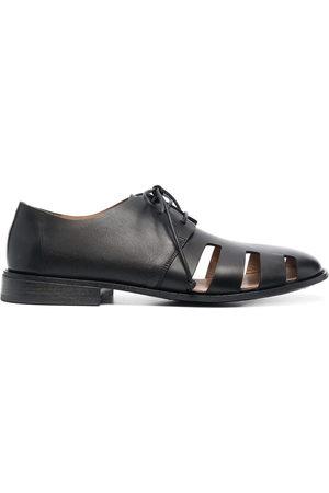 Marsèll Men Shoes - Cut-out leather shoes