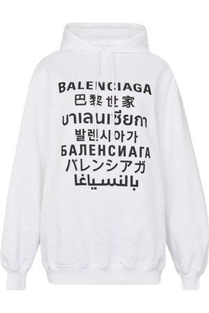 Balenciaga Women Hoodies - Bomber Hoodie