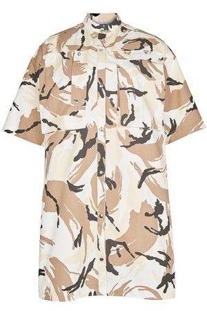 Kenzo Women Printed Dresses - Printed shirt dress