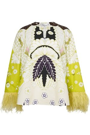 Valentino Women Blouses - Printed blouse