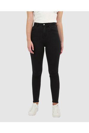 Forcast Avani High Waisted Jeans - Slim Avani High-Waisted Jeans