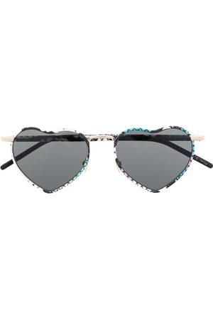 Saint Laurent Sunglasses - SL301 LouLou heart-shaped sunglasses