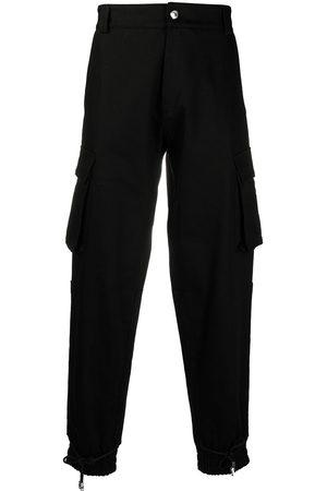 GCDS Men Cargo Pants - Straight-leg cargo trousers