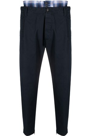 Dsquared2 Men Chinos - Layered-look chino trousers