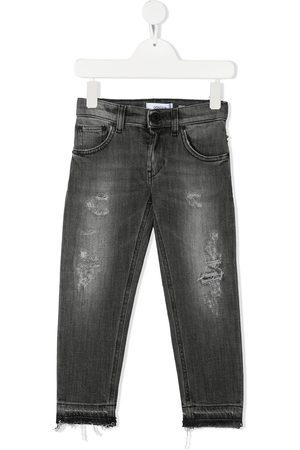 Dondup Ripped skinny-fit jeans