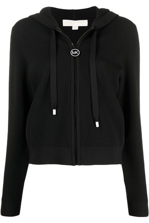 Michael Kors Logo-stripe hoodie