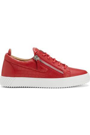 Giuseppe Zanotti Men Sneakers - Frankie low-top sneakers