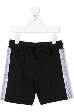Dsquared2 Boys Shorts - Sports Edition logo trim casual shorts