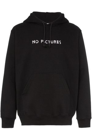 NASASEASONS No Pictures cotton blend hoodie