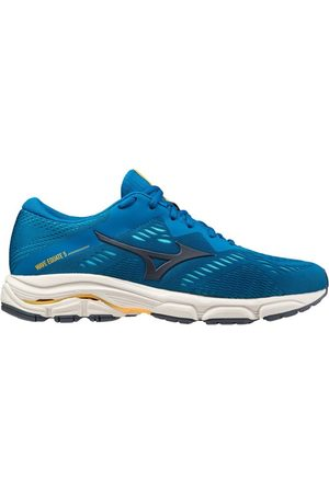 Mizuno Men Sneakers - Wave Equate 5 - Mens Running Shoes - Mykonos /Ombre