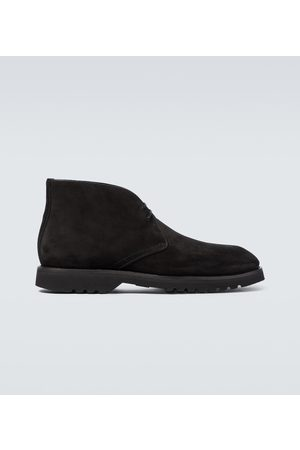 Tom Ford Lace-up suede boots