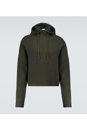 Bottega Veneta Wool-blend hooded sweatshirt