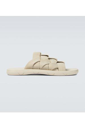 Bottega Veneta Elasticated Intrecciato sandals