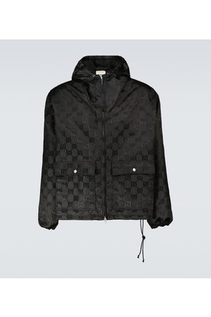 Gucci Men Outdoor Jackets - Off The Grid hooded jacket