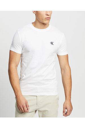 Calvin Klein Jeans Essential Slim Tee - T-Shirts & Singlets (Bright ) Essential Slim Tee