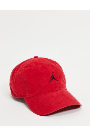 Jordan Nike H86 Jumpman washed cap in red