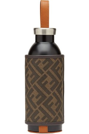 Fendi FF-motif bottle holder