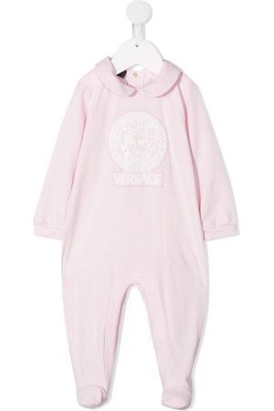 Young Versace Pyjamas - Medusa-print pajamas