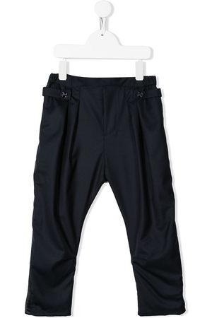 Brunello Cucinelli Kids Boys Formal Pants - Straight-leg formal trousers