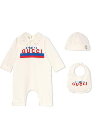 Gucci Kids Sets - Original Gucci-print three-piece set