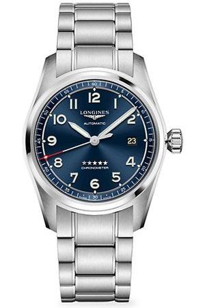 Longines Spirit Stainless Steel Bracelet Watch