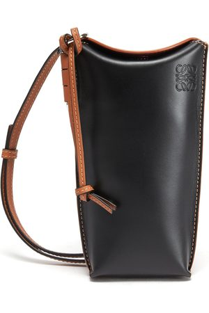 Loewe Gate Pocket' Leather Pouch