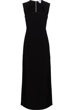 Bottega Veneta Stretch cady maxi dress