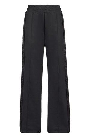 Fendi Piqué Jersey Trousers