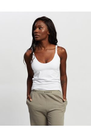 Bonds Comfy Livin' Support Singlet - T-Shirts & Singlets Comfy Livin' Support Singlet