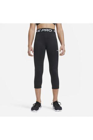 Nike Pro Older Kids' (Girls') Capri Leggings