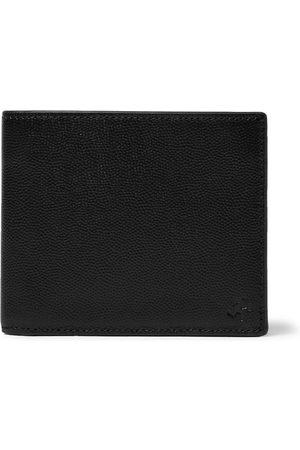 WANT LES ESSENTIELS Men Wallets - Benin Pebble-Grain Leather Billfold Wallet