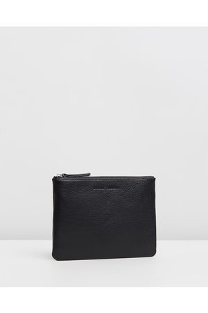 Status Anxiety Fake it Pouch - Wallets Fake it Pouch