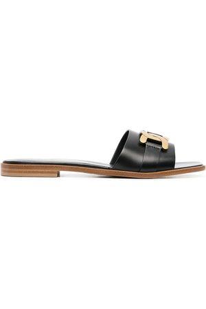 Tod's Chain-detail flat sandals